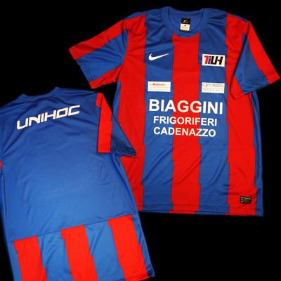 Maglietta Ufficiale TIUH 2012/2013